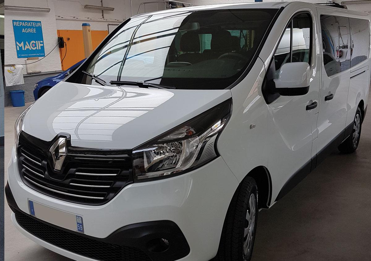 Renault Trafic Blanc (9pl.)