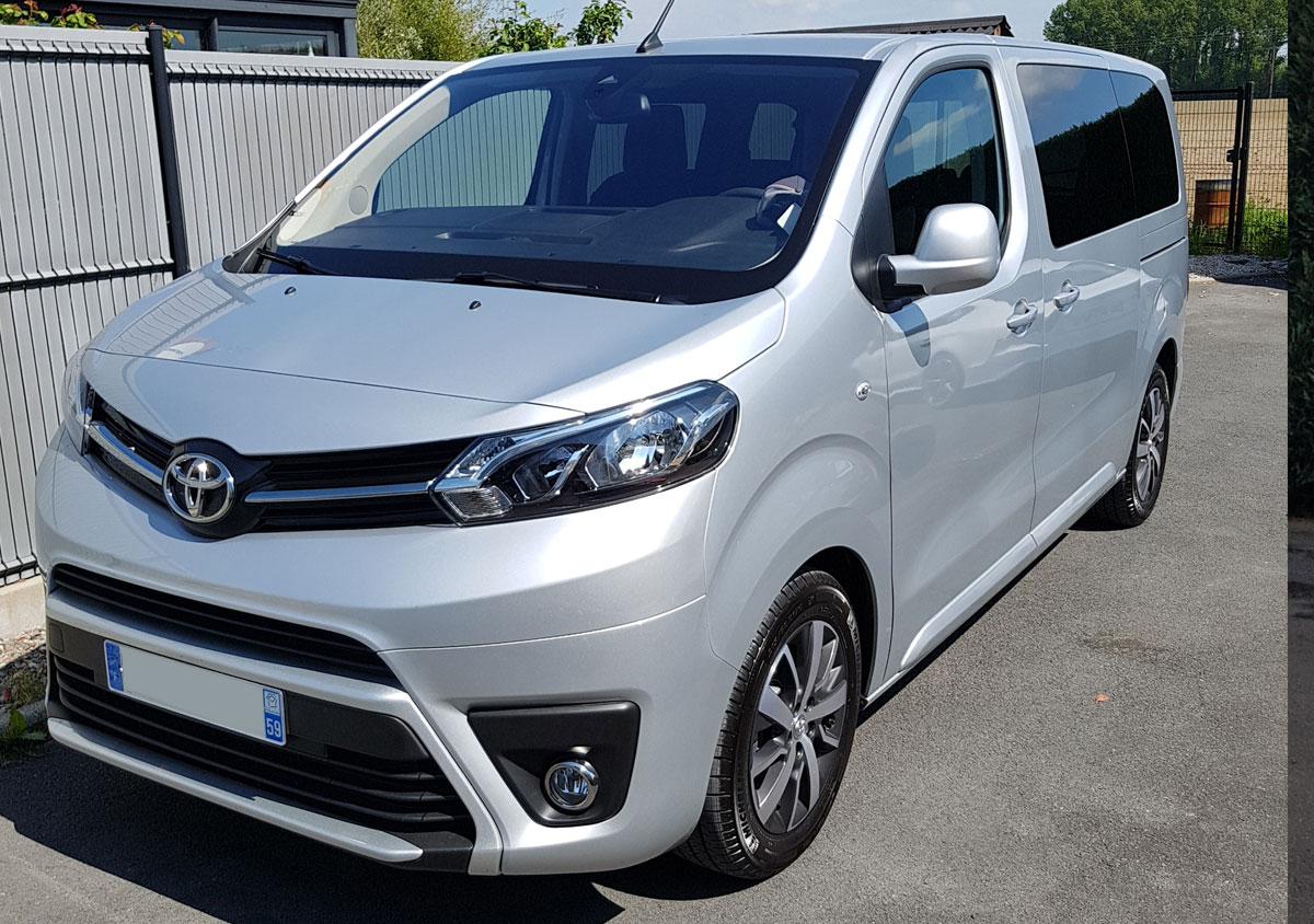Toyota Proace Gris