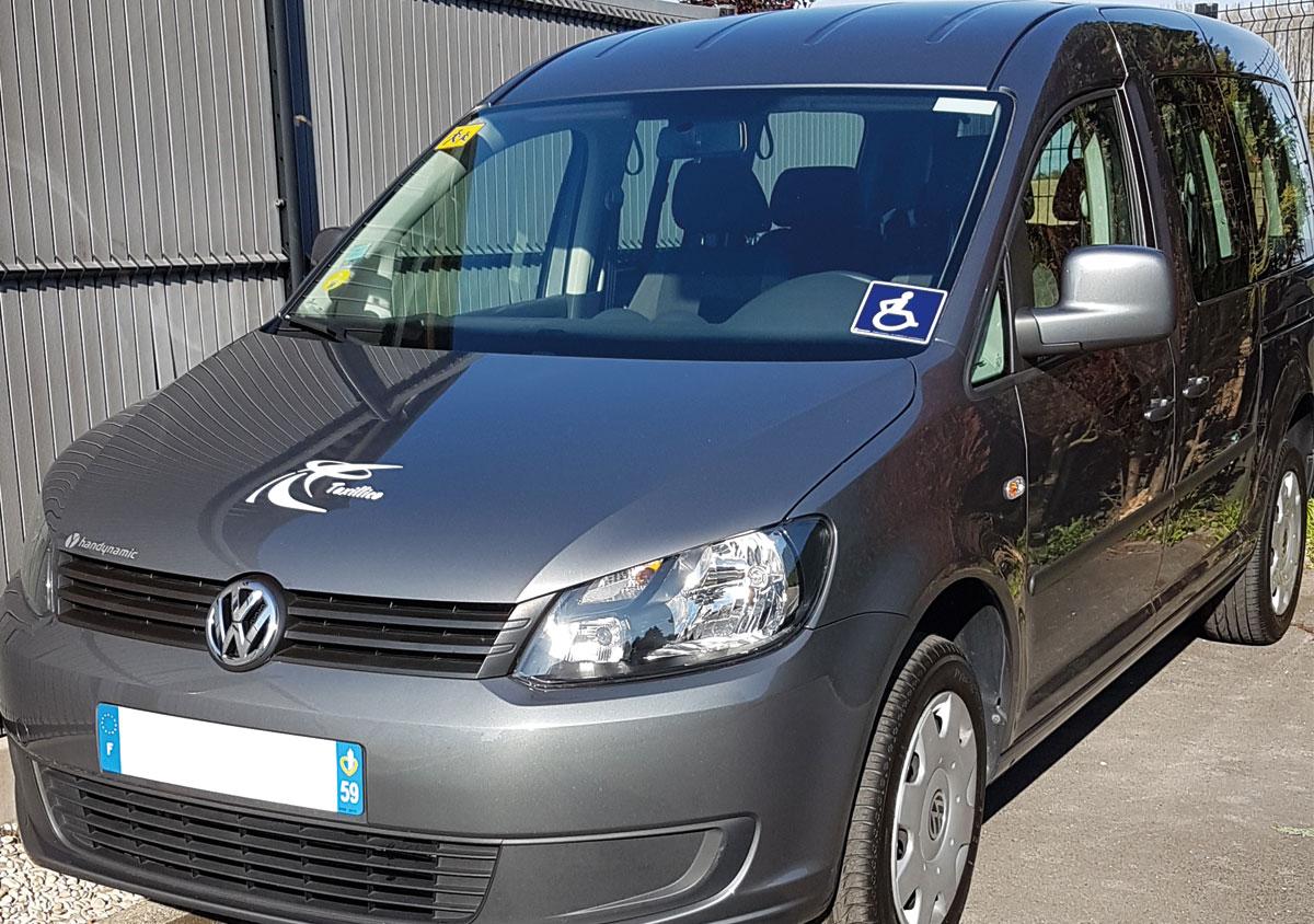 Volkswagen Caddy maxi gris