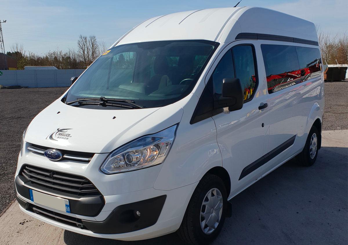 Ford Transit Custom L2H2