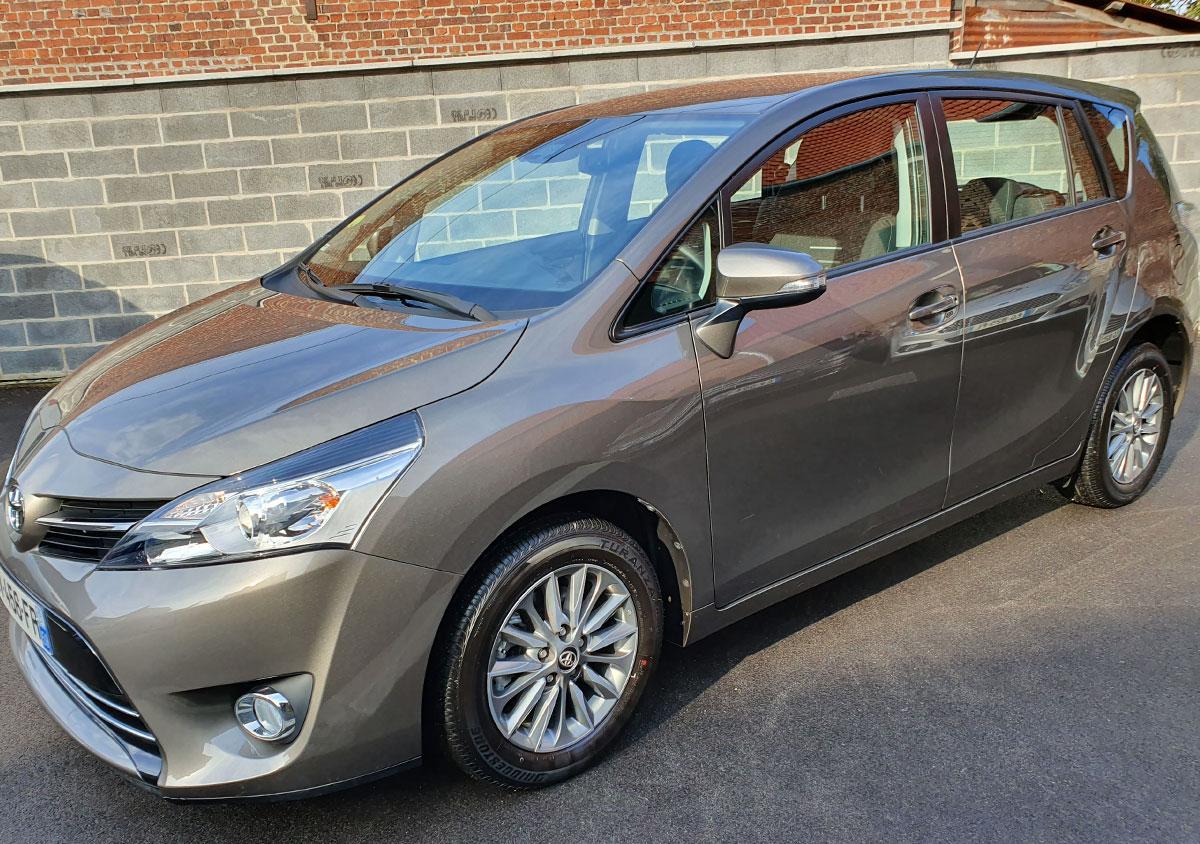 Toyota Verso Business