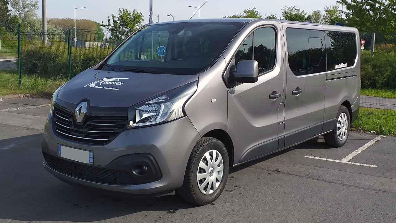 Renault Trafic Gris